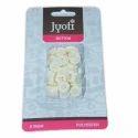 Jyoti Button - Cream