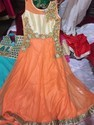 Silk Cloth Salwar Suite Designed