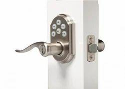 Stainless Steel Automatic Door Lock System, Digital Keypad