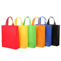 Carry Bags - Non Printed Non Woven Cloth Bags Manufacturer from ...