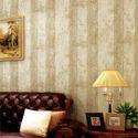 Silky Cream Designer Pvc Wood Panels, Size: Running Ft