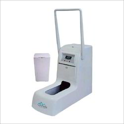 Automatic Shoe Cover Machine (With Handle)