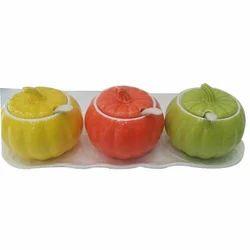 Ceramic Jars - Ceramic Container Wholesaler & Wholesale Dealers in India