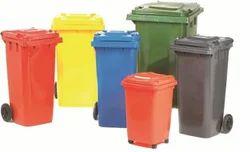 GBRW Series Wheeled Waste Bins