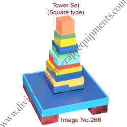 Tower Set Square