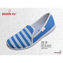 Stylish Ladies Casual Shoes, Size: 3-7