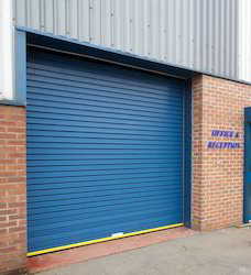 Full Height Industrial Rolling Shutter
