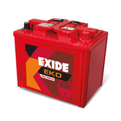 Exide Eko Batteries