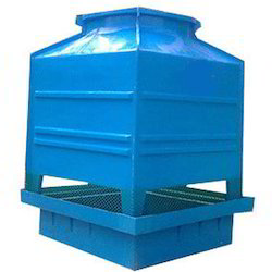 Single Phase Square Cooling Tower, Induced Draft