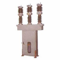 ABB 3 Outdoor Circuit Breaker Panels, 33KV, IP Rating: IP54