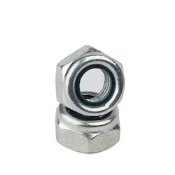 In Mm Round Stainless Steel Lock Nuts, Size: M2 To M36