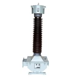 Three Phase 1000 Volt Outdoor Oil Cooled Potential Transformer, Output Voltage: 33 Kv
