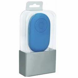 Blue Portable Mobile Tablet Speaker