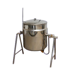 Steam Vessels For Rice, Sambar, Milk, Rasam And Vegetables