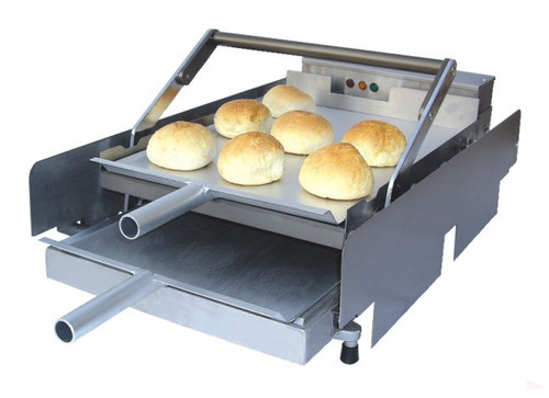 imported toaster equipment united conveyor kitchen bun proddetail