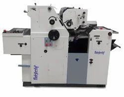 2 Color Non Woven Satellite Printing Machine