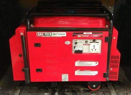 8Kw Portable Gastech Generator