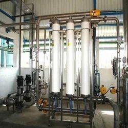 Ultrafiltration RO Plant