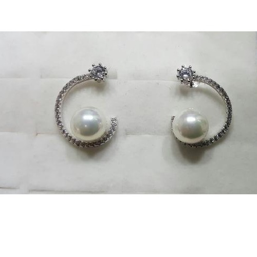 Designer Silver Earring At Rs 550 No S Bengaluru Id 11763659330