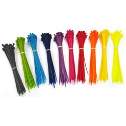Nylon Black Cable Ties, 1000