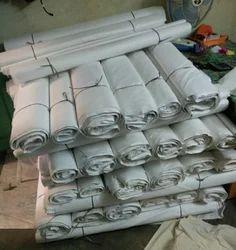 No.1 White Namas Dress Material, GSM: 150-200