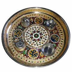 Pooja Dish