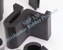 Natural Z Type Aluminium Section Gasket