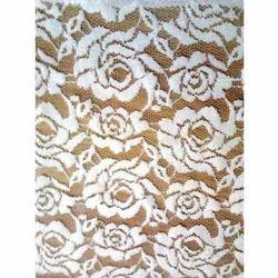 Cotton Border Embroidered Fabric