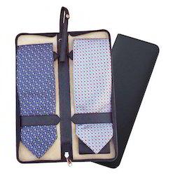Leatherette Tie Case