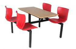 Plastic Canteen Table