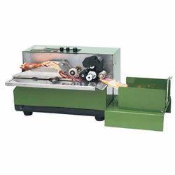MS Dry Ink Coding Machine