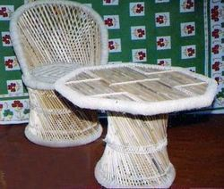 Bamboo Furniture In Delhi India Indiamart