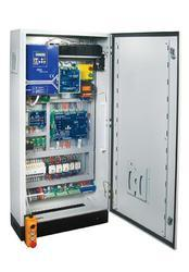 Time Elevators Silver Microprocessor Based Down Collective Control Panel, for Industrial Premises, Provided