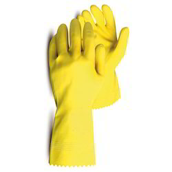Natural Rubber Gloves for Construction Industry