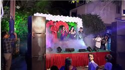 Stage Performance For Birthday Party Service
