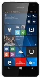 Microsoft Nokia Lumia 650 Dual Sim Black Mobile Phones