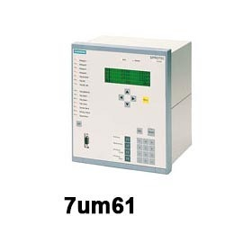 Siprotec 7um61 Machine Protection Automation Device - Low To High Power