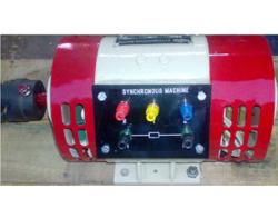 3 Phase Synchronous Machine Motor