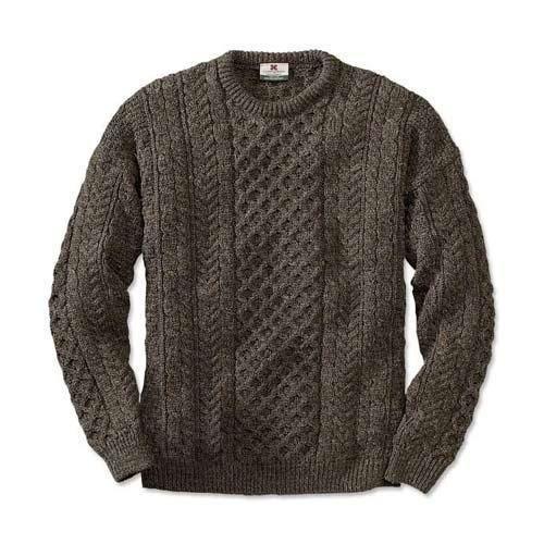 Brown V.P. Oswal Designer Sweaters