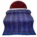 Bagru Hand Block Double Bed Quilt 341