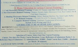 Home Training Education
