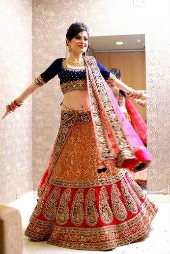 2eb5ce3f7a Wedding Lehenga Choli, Lehenga Choli - Radhey Creation, Surat | ID ...