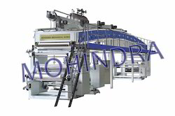 Metallic Wedding Card Sheet Coating Machine