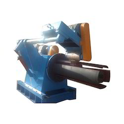 Hydraulic Cone & Mandrel Type Decoiler