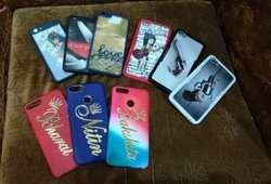 Mobile cover making here