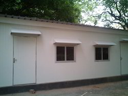 PUF Prefabricated Shelters
