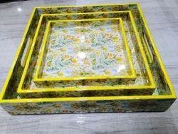 Crystal Tray Box