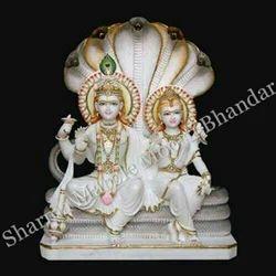 Religious Laxmi Narayan Sculpture