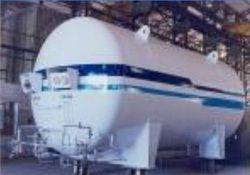 15, 545 Gal Argon Gas Vessel