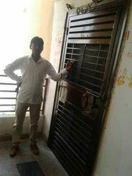 Iron Home Doors
